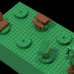 LEGO Brick Park - Bricksafe