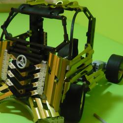 Here S My Model For The 2045 Mercedes Future Truck Contest