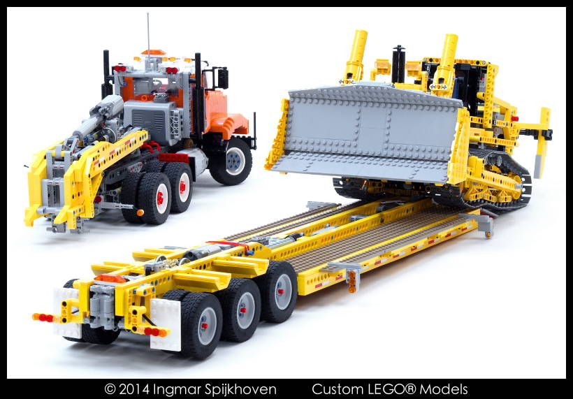 simple lego crane instructions