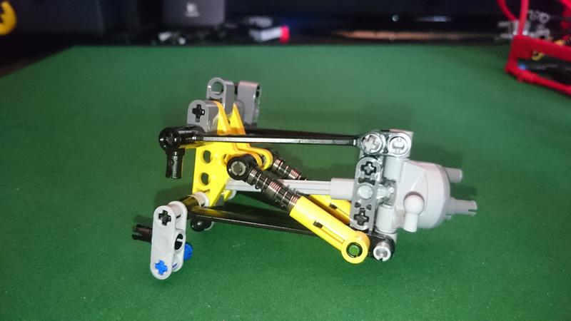 MOC] Devil in sheep's clothing - LEGO Technic and Model Team