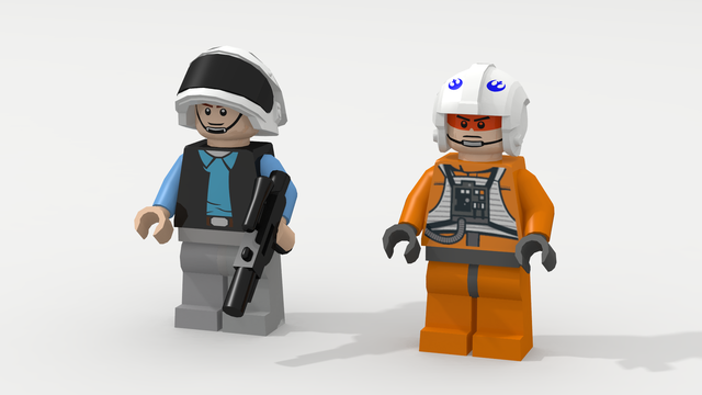 How To Apply Custom Decals On LDD Renders LEGO Digital Designer - How to make homemade lego decals