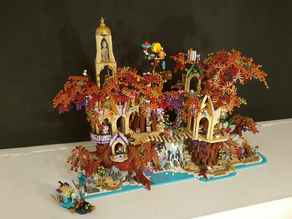 Lego Elves Fan Creations