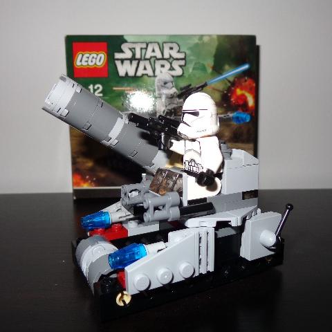 Как сделать звёздную пушку 867
