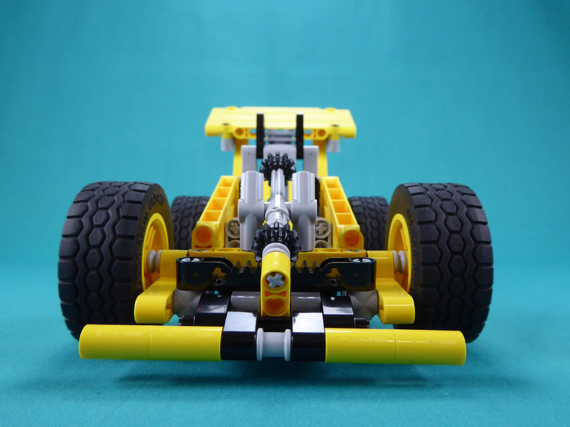 42035 c open wheel racer