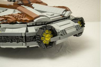 LEGO MOC-16083 SW: Knights of the Old Republic Ebon Hawk