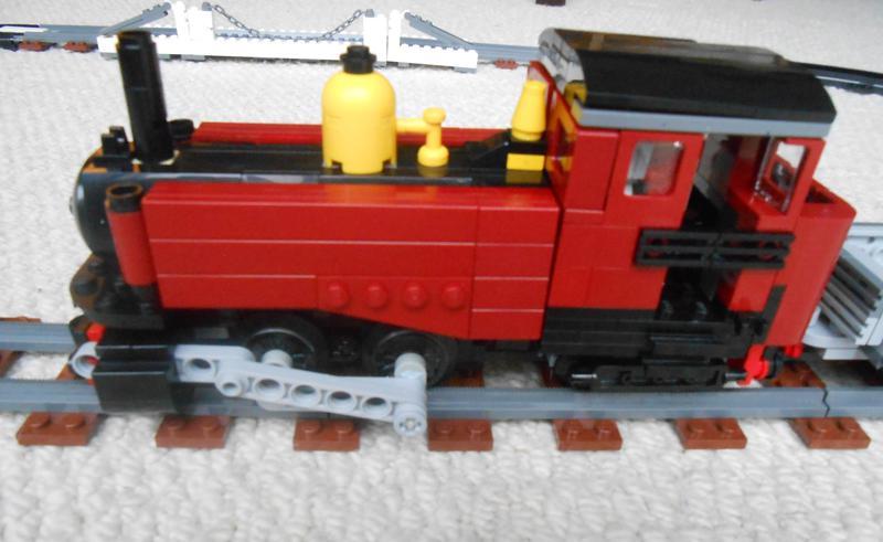 ColletArrow's old MOC thread - LEGO Train Tech - Eurobricks