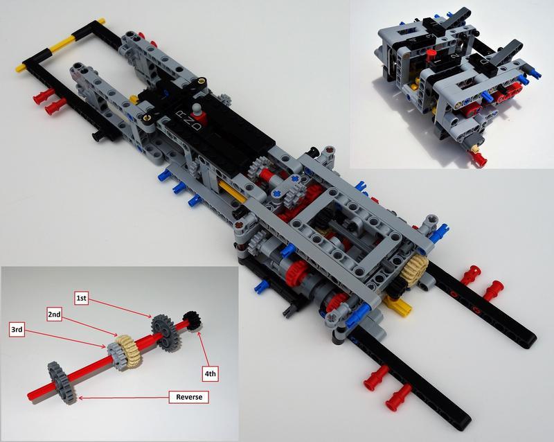 42083 - Bugatti Chiron - Page 68 - LEGO Technic and Model Team