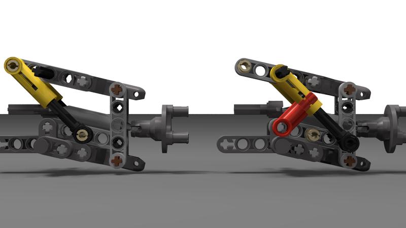 MOC] Rugged supercar - Hammerhead (1:9 scale) - Page 25 - LEGO ...