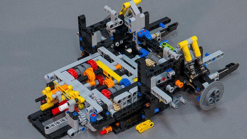 42083 Bugatti Chiron Page 95 Lego Technic And Model Team
