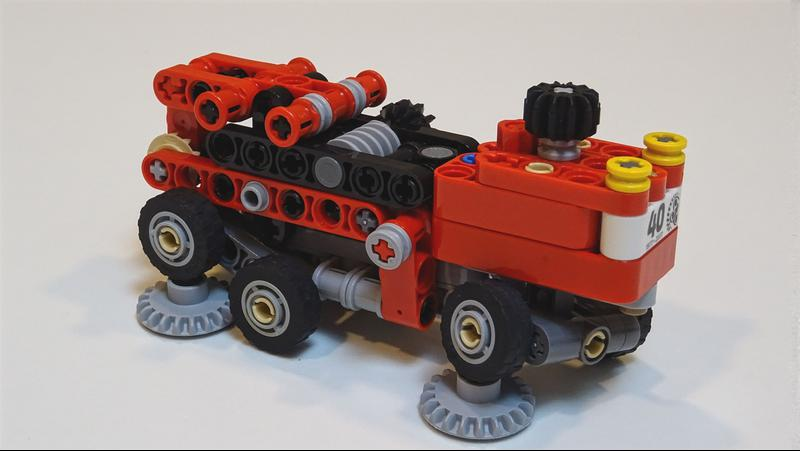 lego tow truck trouble instructions