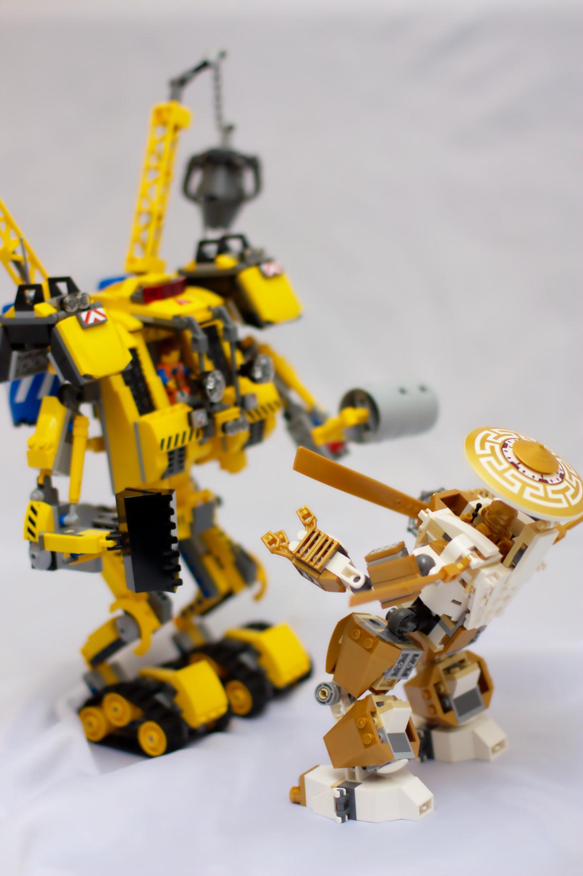 Review - LEGO 70814 Em...