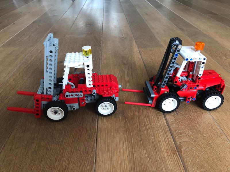 8835-red-forklift-studless side by side 2