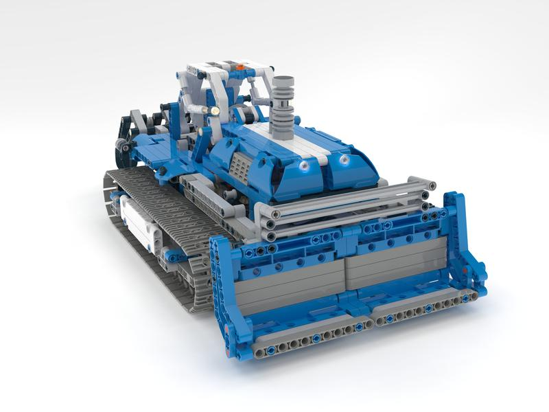 lego 42009 alternative model instructions