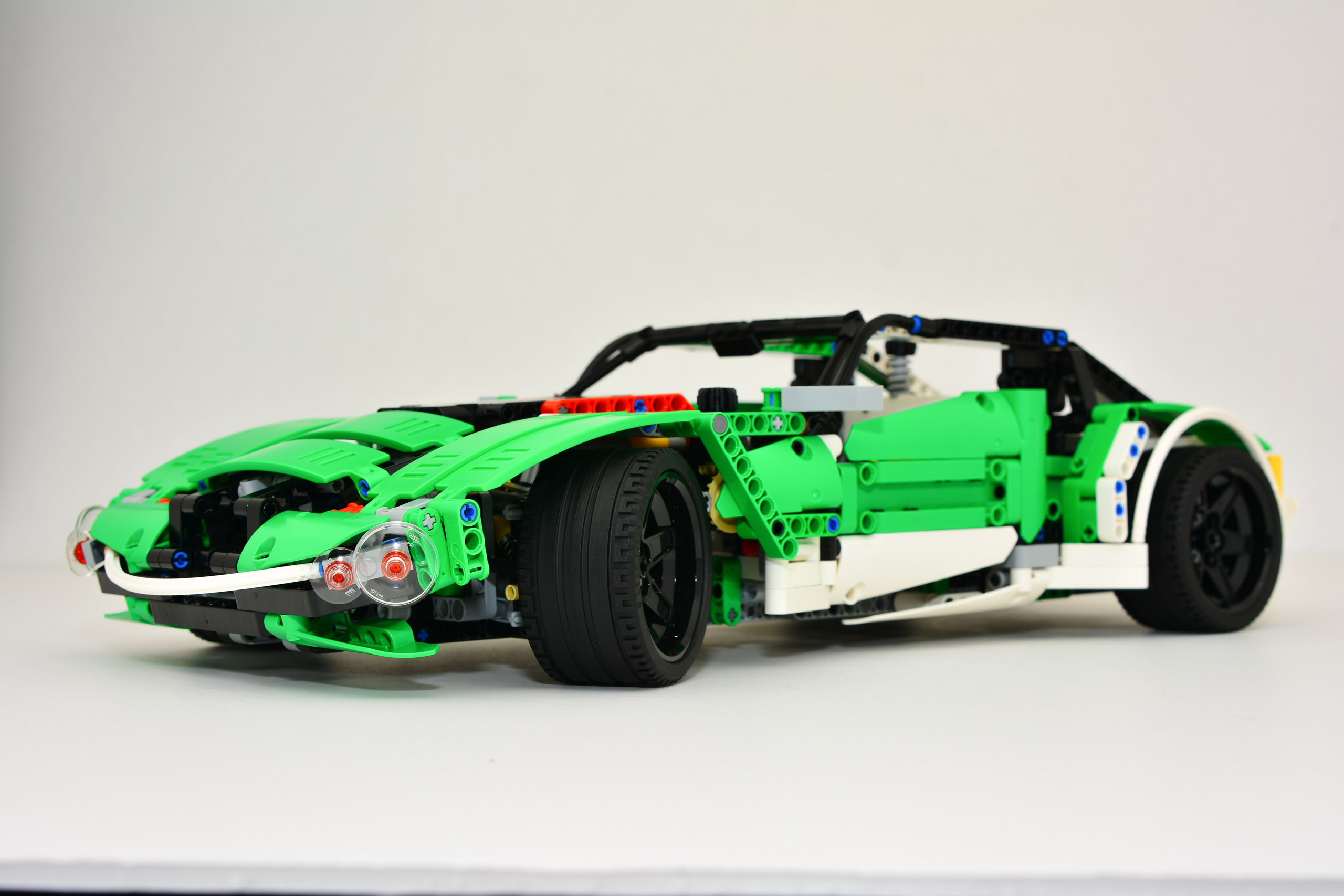 lego technic 24 hours race car instructions
