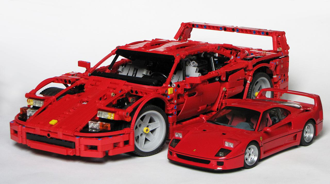 ferrari f40 page 4 lego technic mindstorms model team eurobricks forums. Black Bedroom Furniture Sets. Home Design Ideas