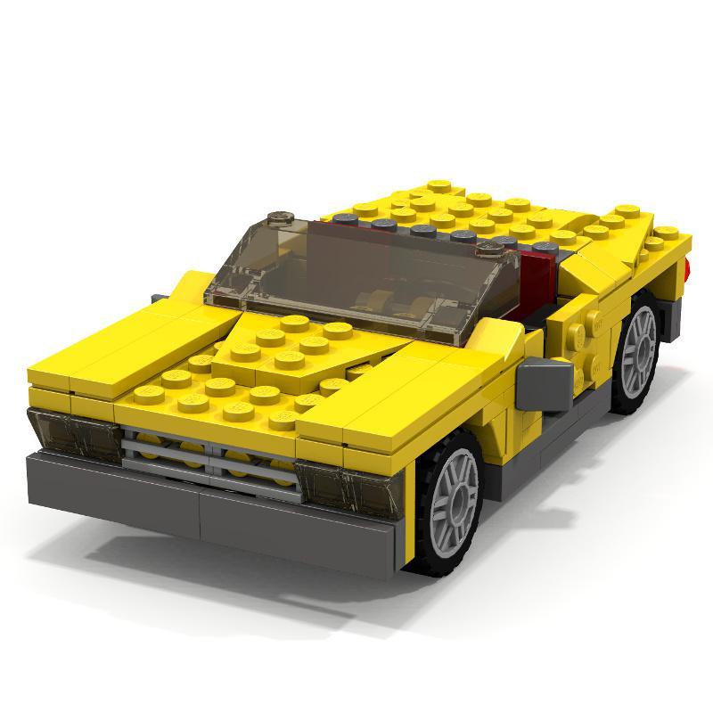 4939 Cadillac Bricksafe