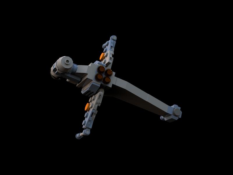 Lego star wars lxf Files