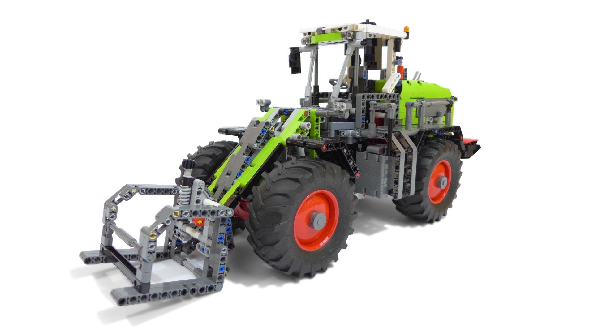 Mlongers Lego Creations 42054 Alternate Wheel Loader
