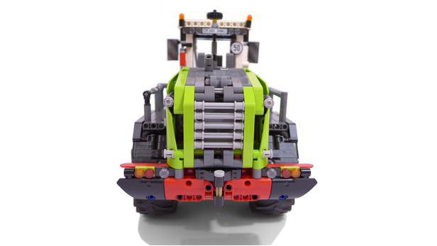 Lego Moc 7927 42054 Alternate Wheel Loader Technic Model
