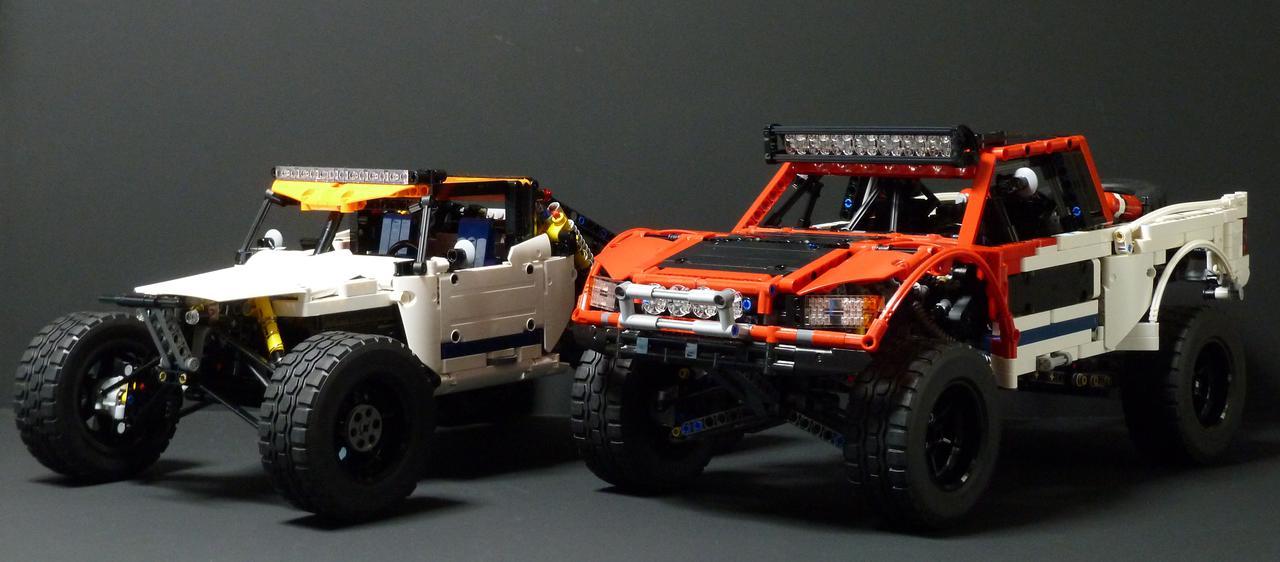 baja buggy classes