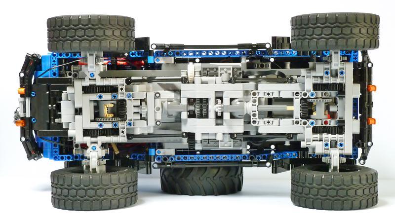 moc jeep mighty fc concept lego technic and model team eurobricks forums. Black Bedroom Furniture Sets. Home Design Ideas