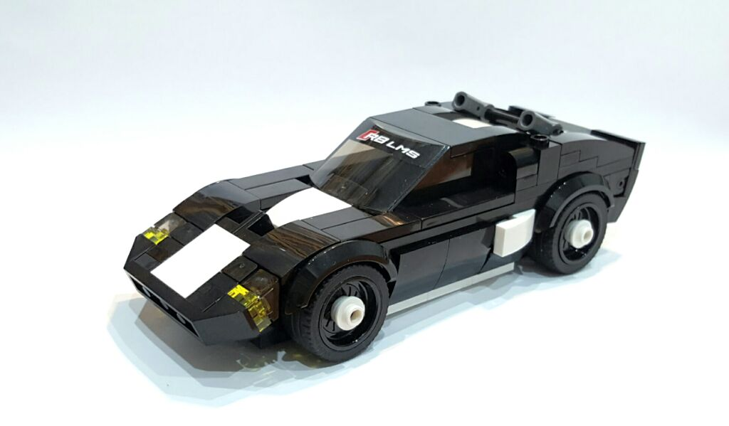 "LEGO's ""Ford Returns"" Video - LDD file - LEGO Town - Eurobricks Forums"