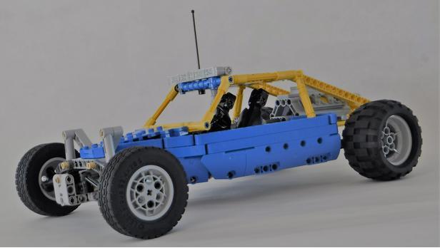 Lego moc 9871 blueprint dune buggy technic 2017 rebrickable lego moc 9871 blueprint dune buggy technic 2017 rebrickable build with lego malvernweather Images