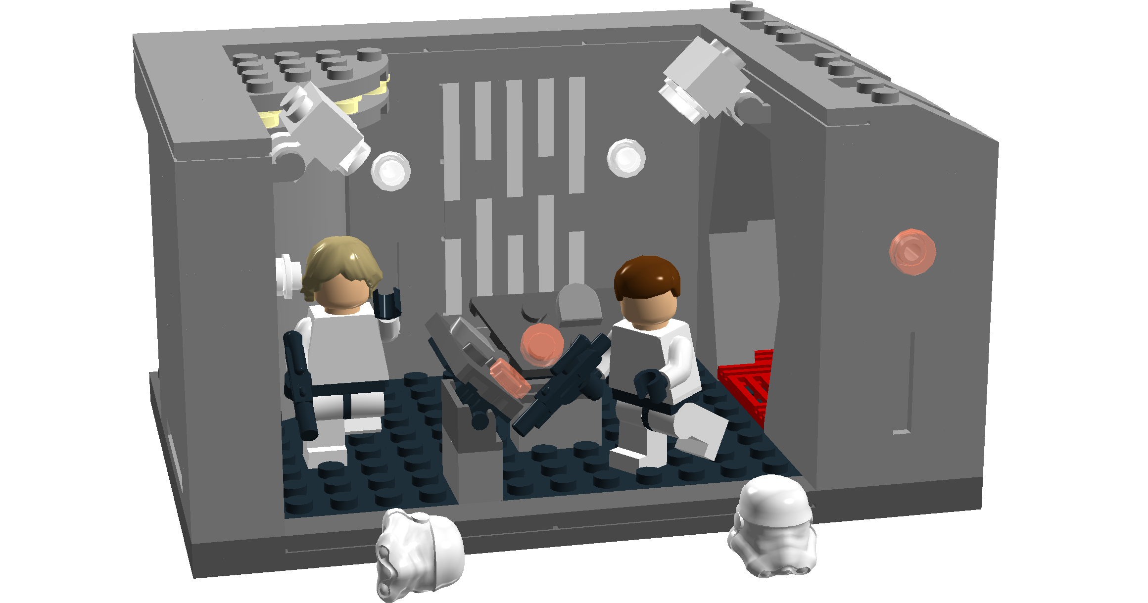 lego star wars instructions pdf