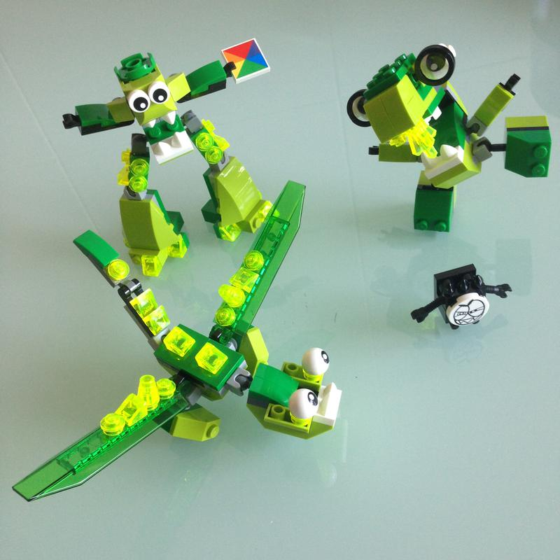 Moc Alternate Builds For Glob Corp Max Mixels Series 6 Lego