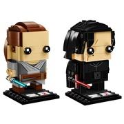 Rey & Kylo Ren