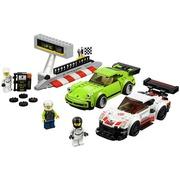 Porsche 911 and 911 Turbo