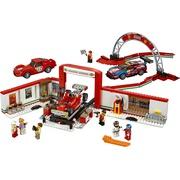 Ultimate Ferrari Garage