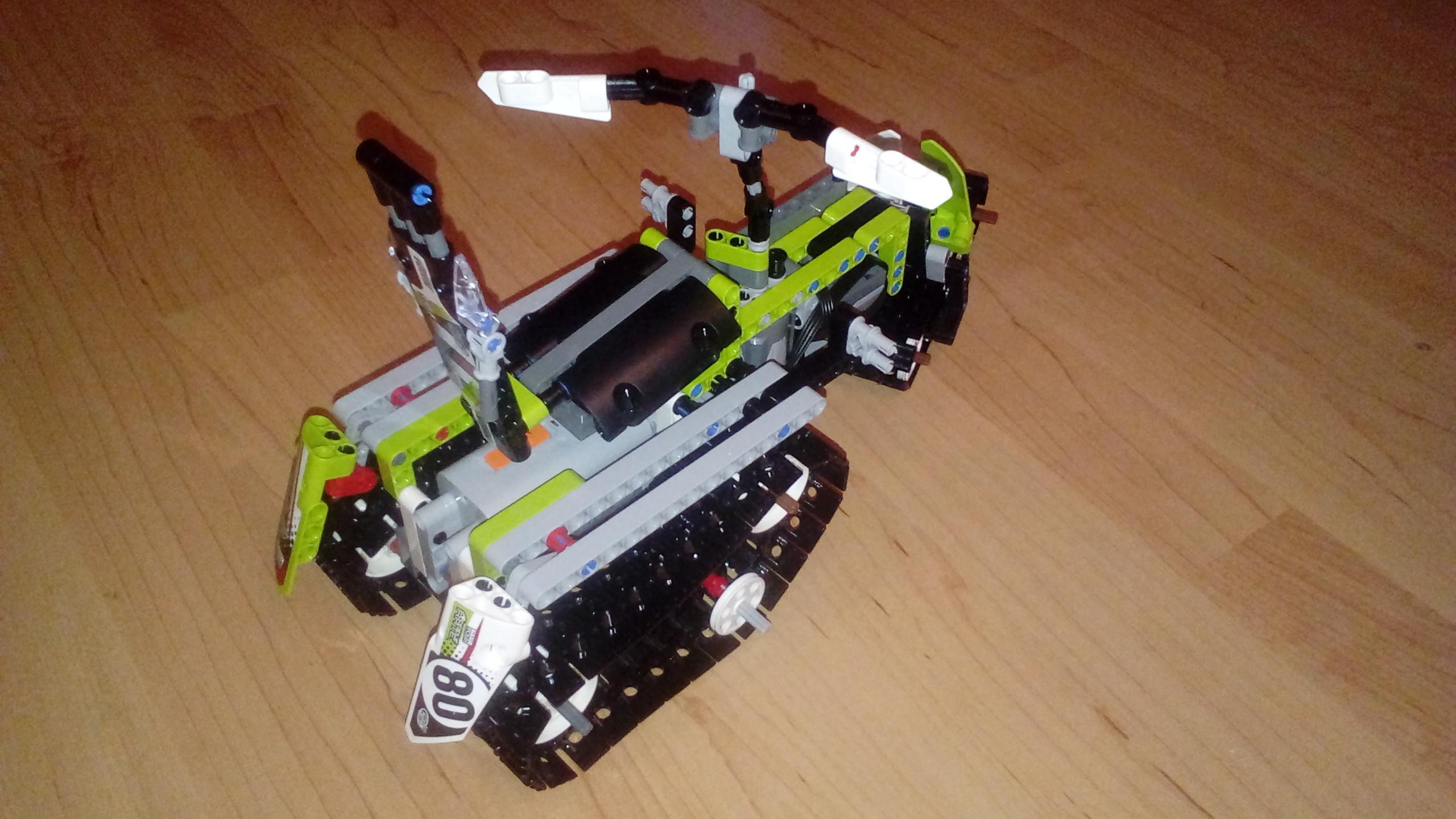 Camera Lego Driver : Moc snowmobile c model lego technic and model team