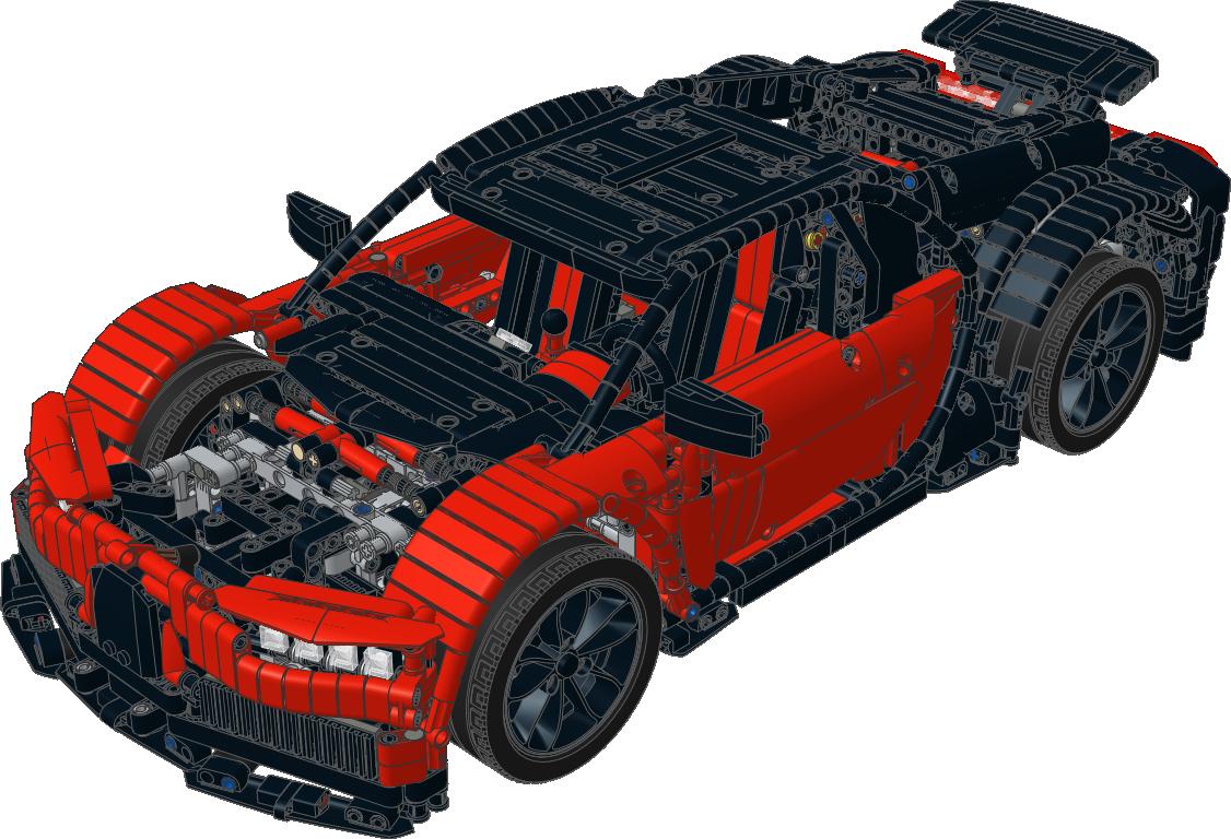 bugatti chiron rebrickable page 5 lego technic and model team eurobricks forums. Black Bedroom Furniture Sets. Home Design Ideas