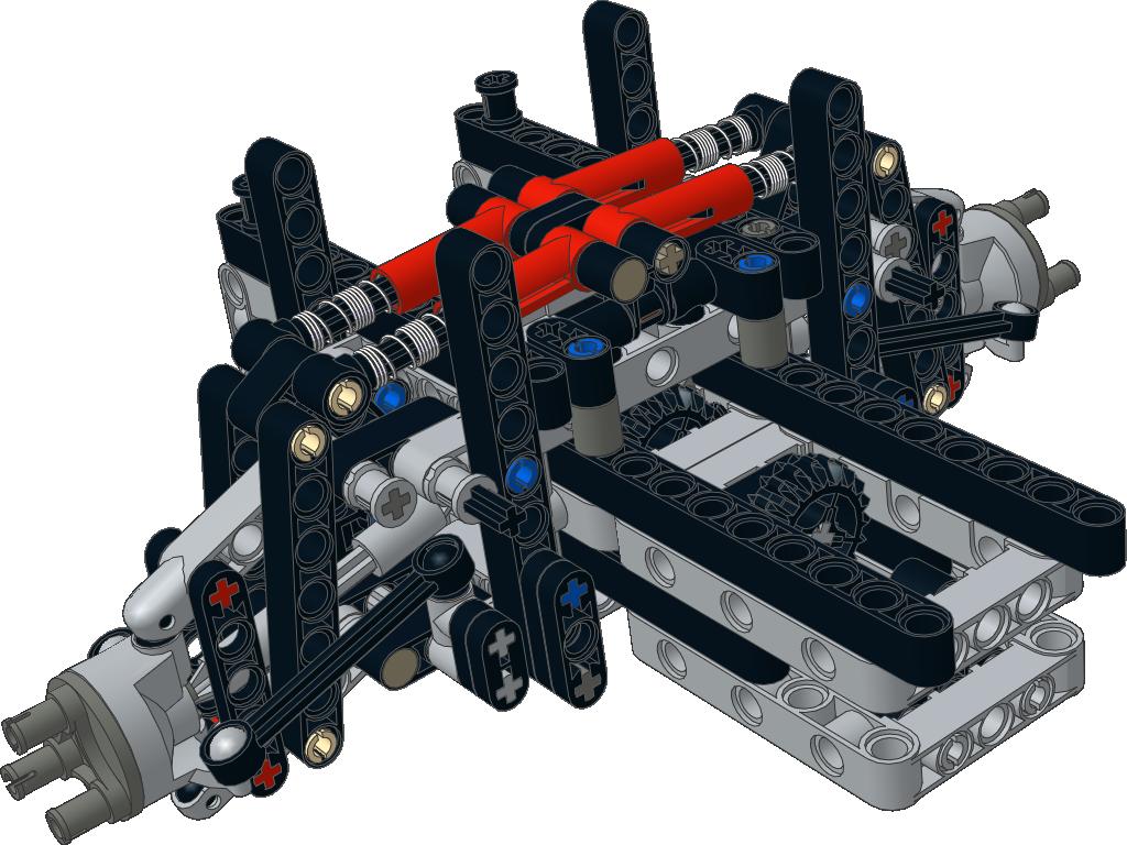 bugatti chiron + rebrickable - page 5 - lego technic, mindstorms