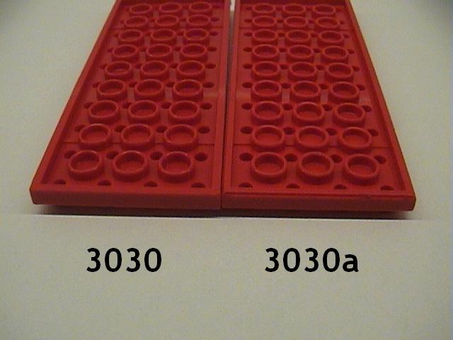 New LEGO 2 Dark Bluish Gray 4x10 Plates