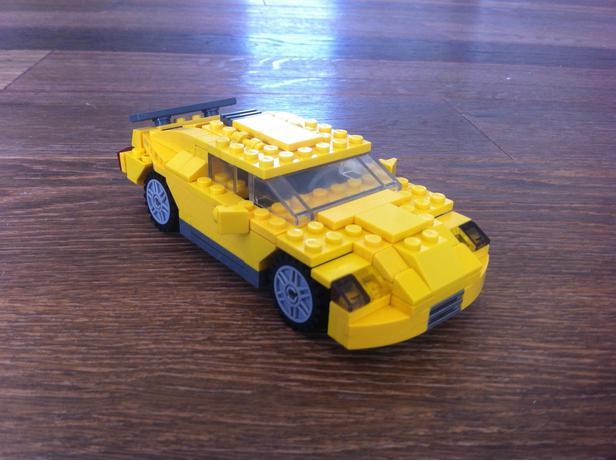 Lego Moc 7610 4939 Modification Creator 2017 Rebrickable Build