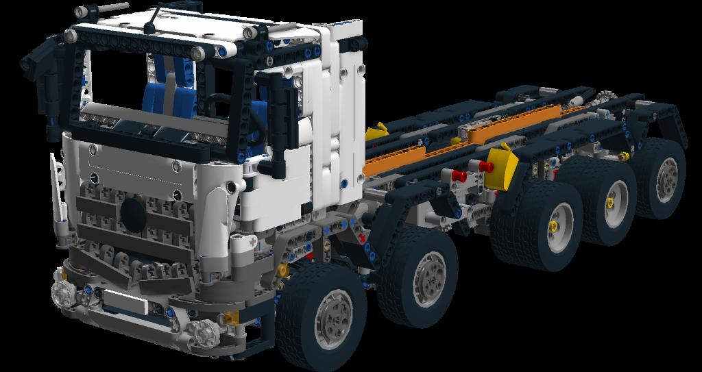 Lego digital designer models bricksafe arocs pronofoot35fo Images