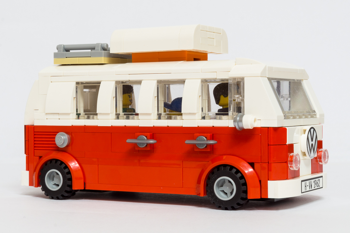 volkswagen t1 camper van minifigure scale bricksafe. Black Bedroom Furniture Sets. Home Design Ideas