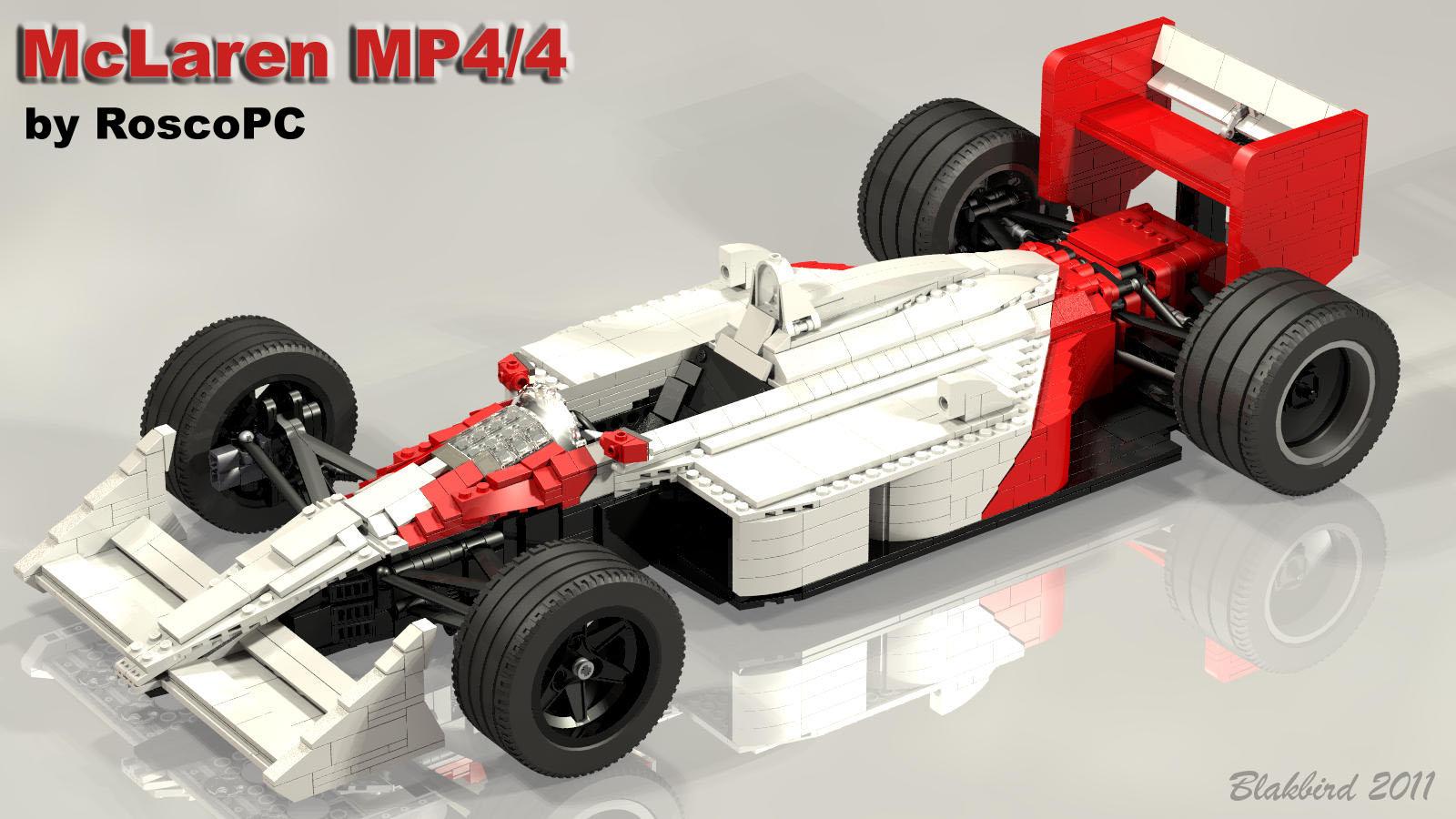 Lego Formel 1 Auto Anleitung