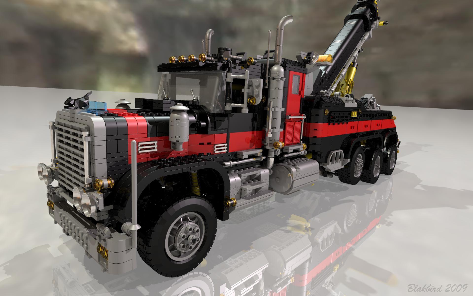 Tow Truck Bricksafe