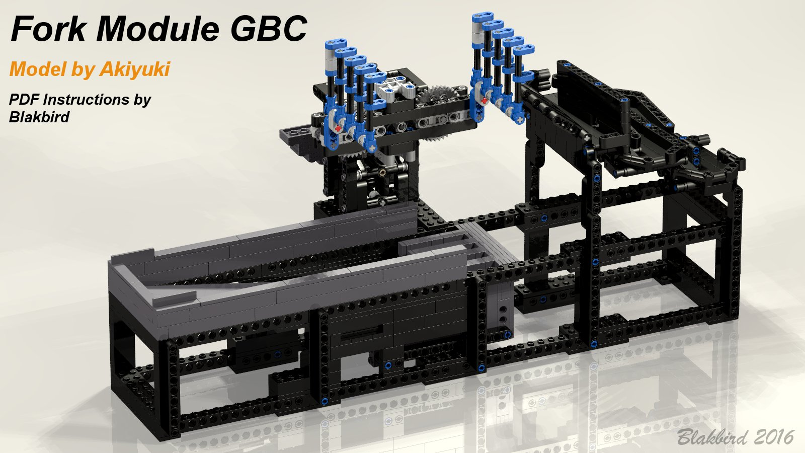 lego great ball contraption module instructions
