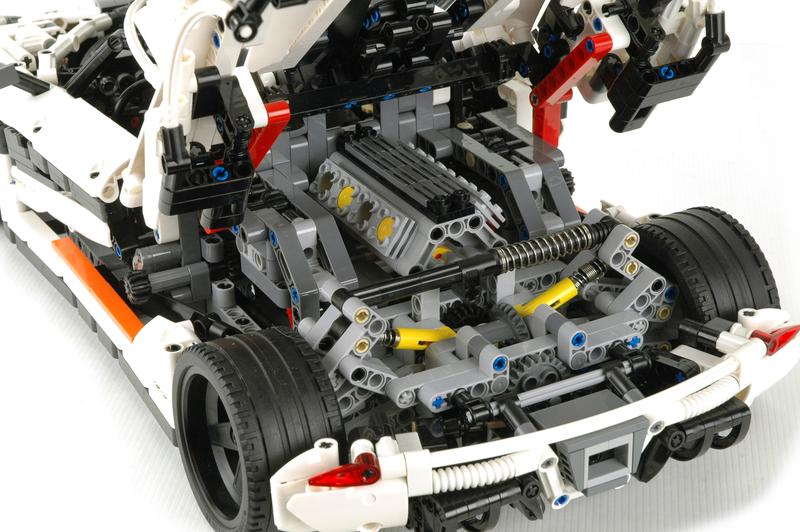 moc koenigsegg one 1 page 4 lego technic and model. Black Bedroom Furniture Sets. Home Design Ideas