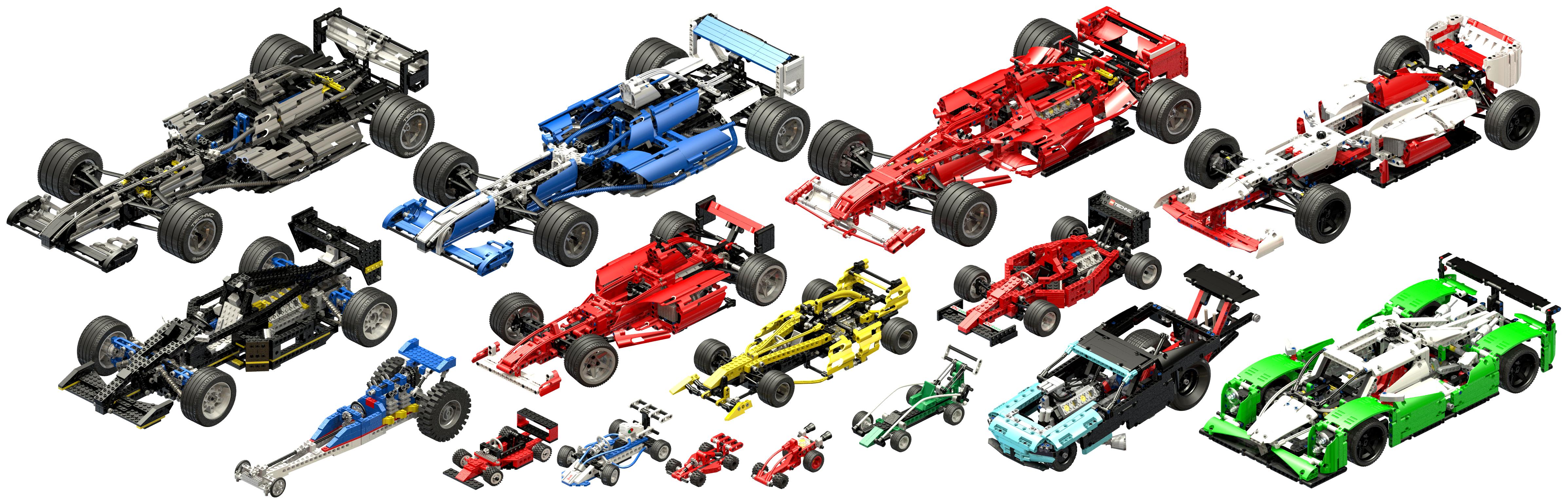 Technicopedia: Race Cars