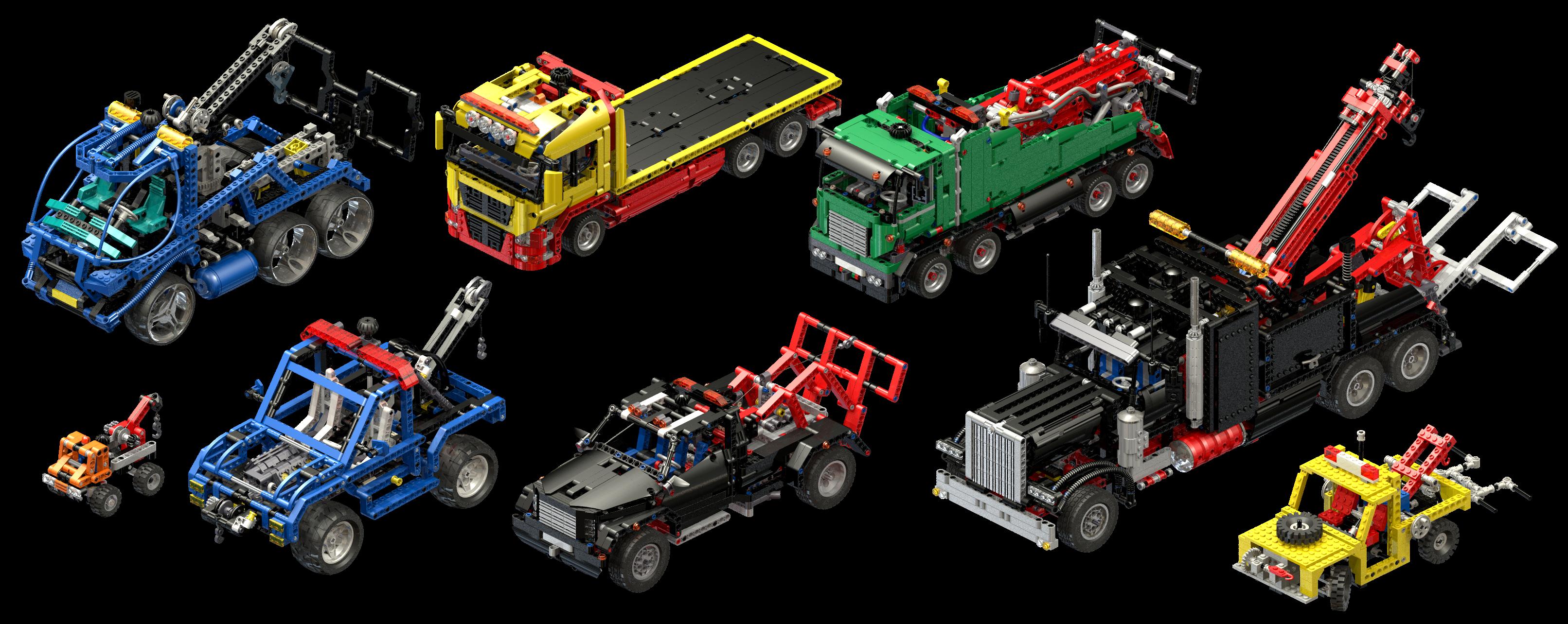 technicopedia tow trucks