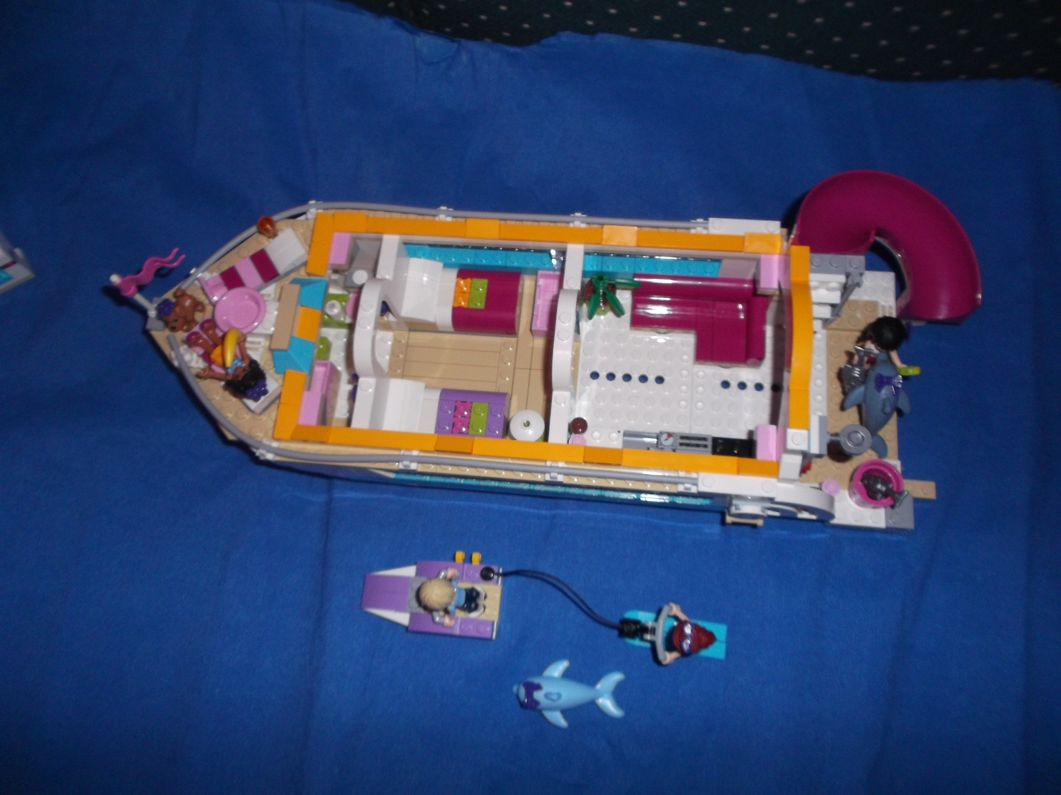 lego friends 41015 instructions