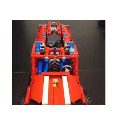 Lego Moc 12197 42075 Rc Mod Technic 2018 Rebrickable Build
