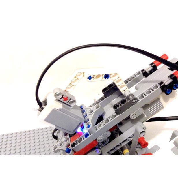 LEGO MOC-5615 Optimized Colour Sorter (Mindstorms > EV3 2016 ...
