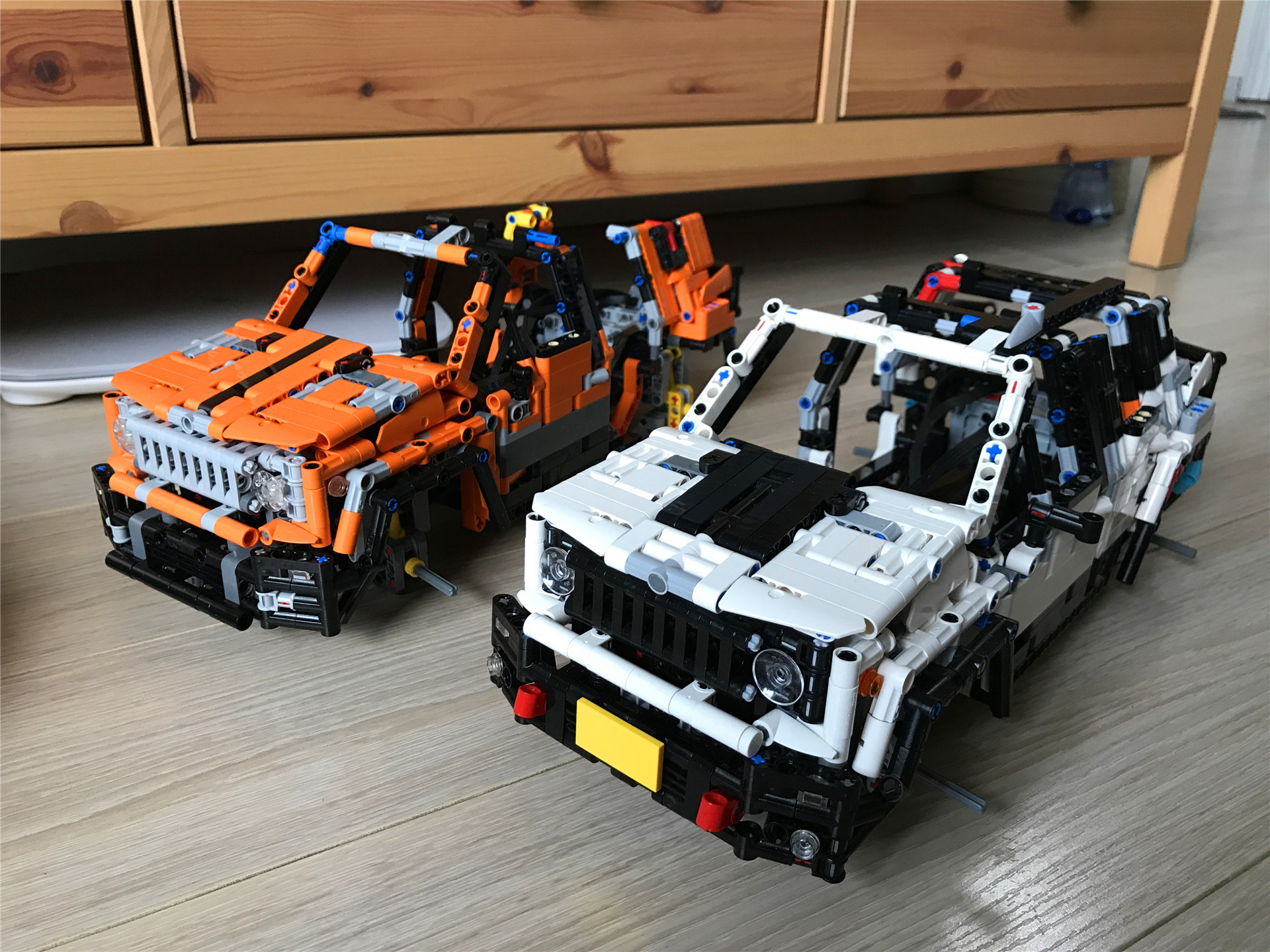 100 Lego City Jeep Lego City 60051 Remote Control