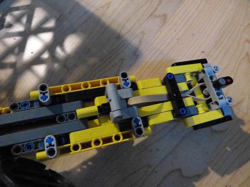 Lego Rubber Band Gun Bricksafe